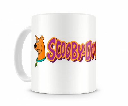 Caneca Scooby Doo II