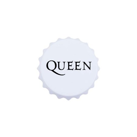 Abridor de garrafas Queen
