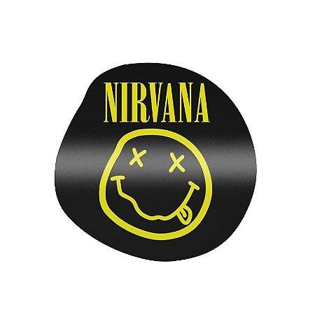 Quadro relevo Nirvana