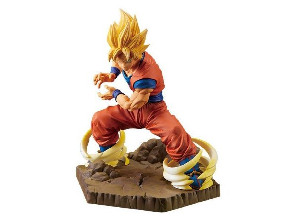 Dragon Ball Z Action Figure - Goku Absolute Perfection