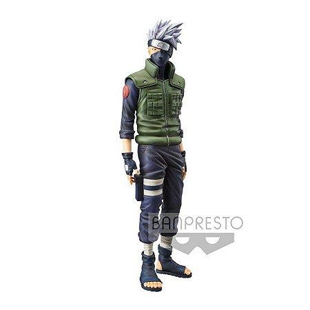 Hatake Kakashi Naruto Action Figure - Grandista 29cm