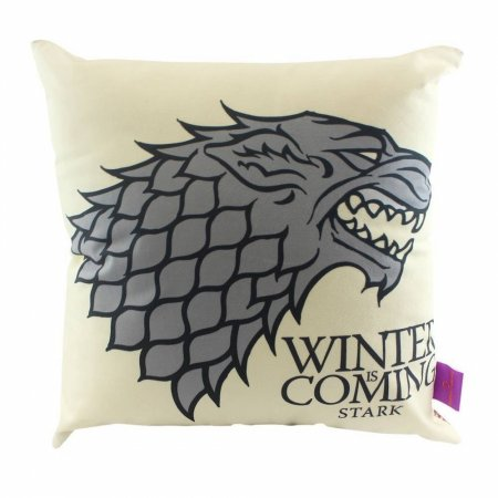 Almofada veludo Stark Game of Thrones