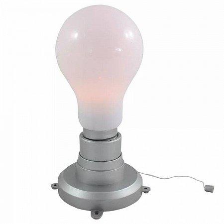Luminária Formato Lâmpada