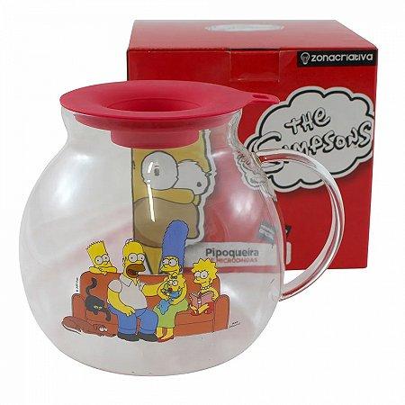 Pipoqueira Simpsons