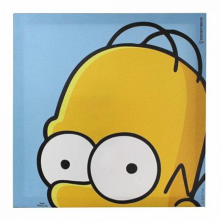 Quadro Homer Simpson