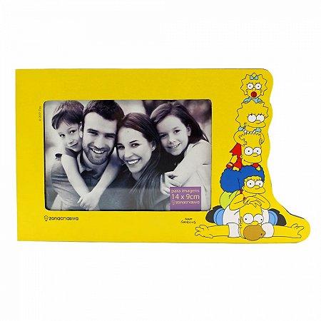 Porta Retrato Formato Simpsons