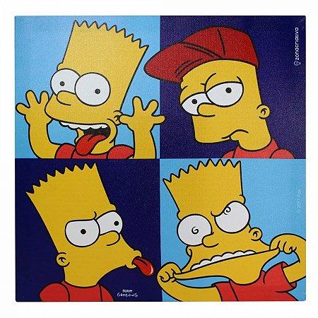 Quadro Bart Careta