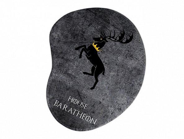 Mousepad Ergonômico GOT Baratheon