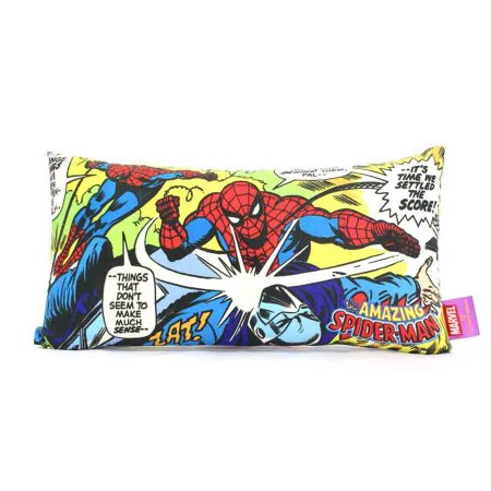 Almofada Fibra Spider man 20x40