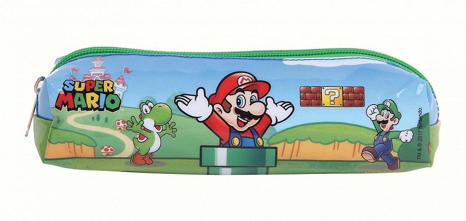 Estojo Super Mario PVC DMW