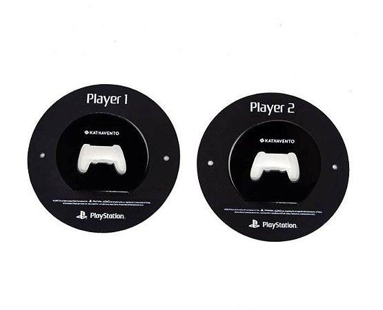 Kit Cabide de parede Playstation