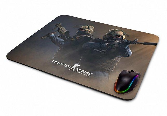 Mousepad Gamer CS GO V