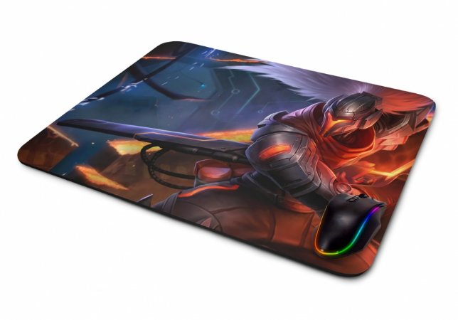 Mousepad Gamer League Of Legends Yasuo