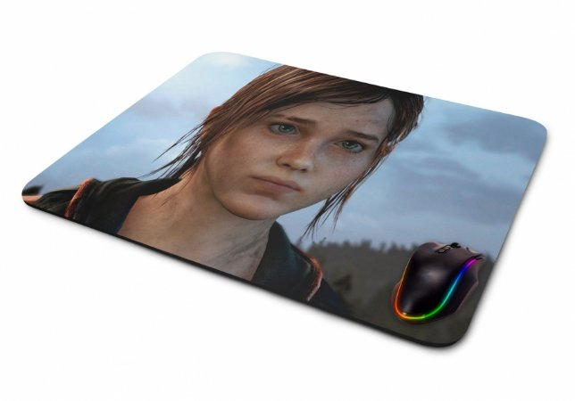 Mouse pad Gamer The Last Of Us Elie