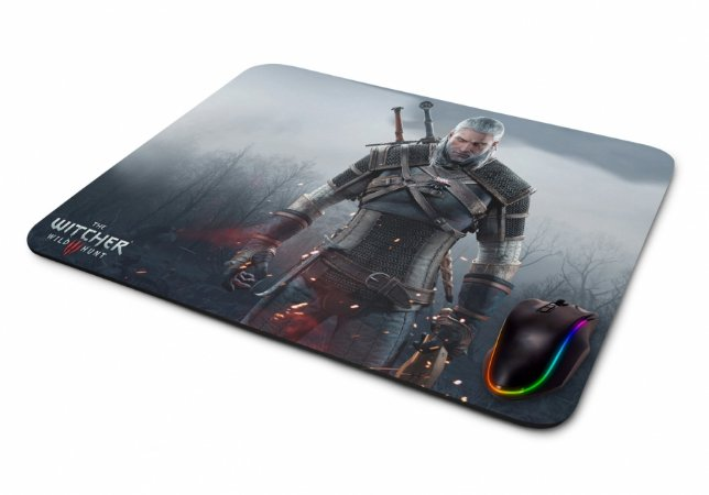 Mousepad Gamer The Witcher Gerald