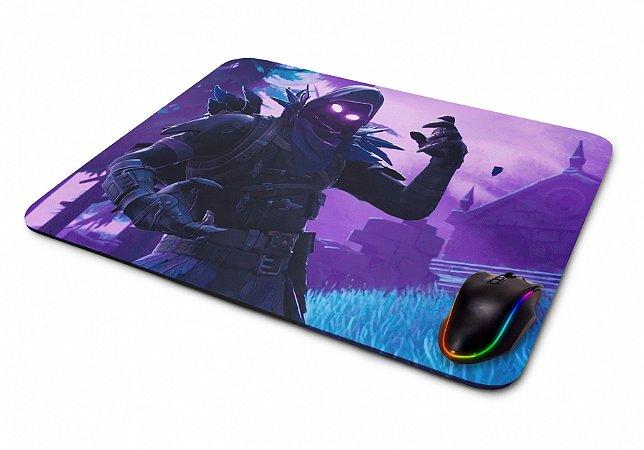 Mousepad Gamer Fortnite Raven II