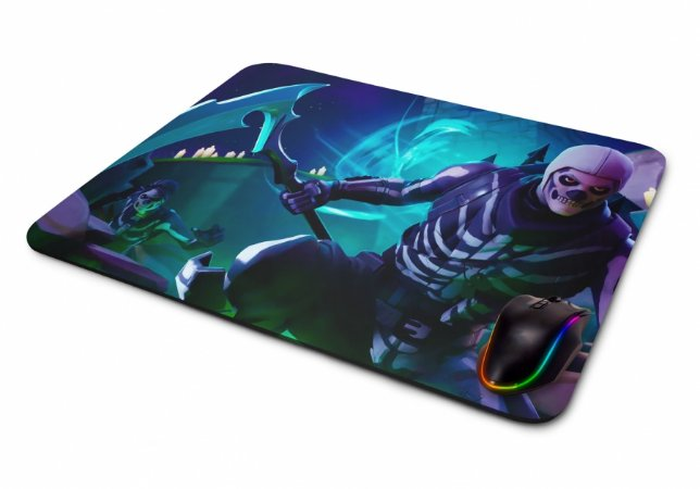 Mousepad Gamer Fortnite Skull I