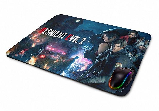 Mouse pad Gamer Resident Evil 2