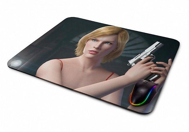 Mousepad Gamer Resident Evil 2 Alice