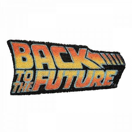 Capacho Fibra Coco De volta pro futuro  60x28