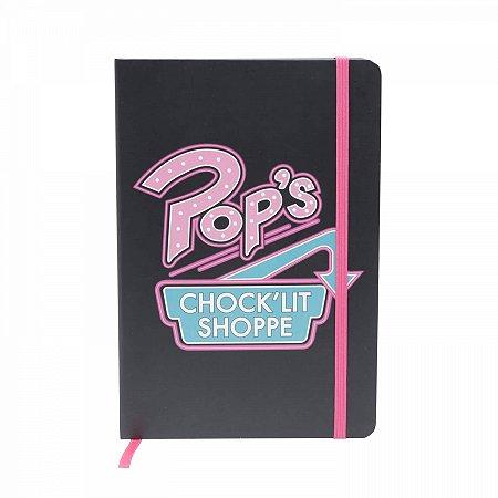 Caderneta De Anotação Riverdale Pops A5