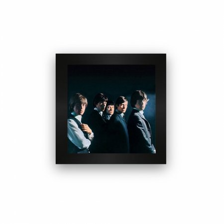 Quadro azulejo com moldura Rolling Stones Álbum I