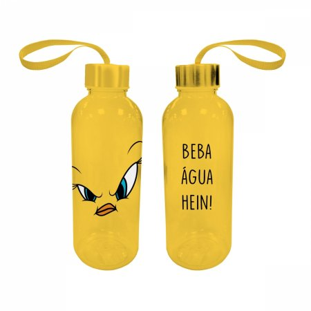 Garrafa plástica Looney Tunes Piu-Piu 500ML