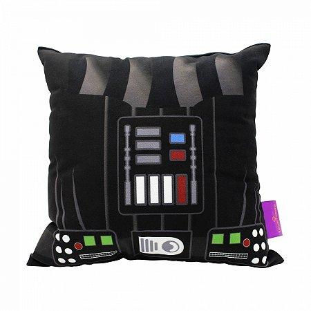 Almofada Star Wars 25x25 cm - Darth Vader Veludo