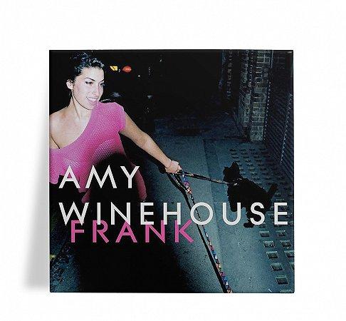 Azulejo Decorativo Amy Winehouse Frank 15x15