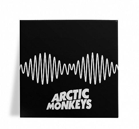 Azulejo Decorativo Arctic Monkeys AM 15x15