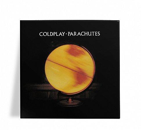 Azulejo Decorativo Coldplay Parachute 15x15
