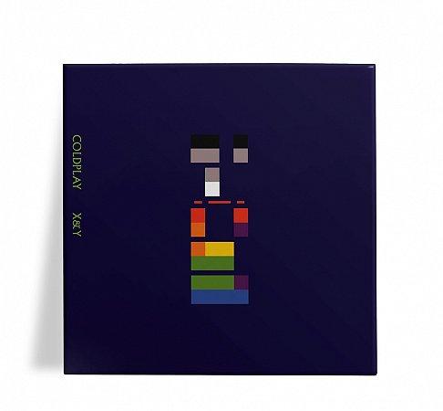Azulejo Decorativo Coldplay X&Y 15x15