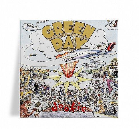 Azulejo Decorativo Green Day Dookie 15x15