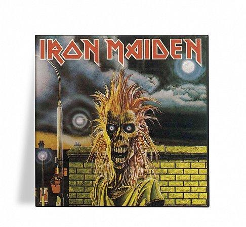 Azulejo Decorativo Iron Maiden 15x15