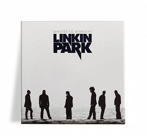 Azulejo Decorativo Linkin Park Minutes to Midnight 15x15