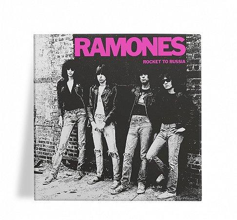 Azulejo Decorativo Ramones Rocket to Russia 15x15