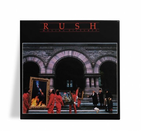 Azulejo Decorativo Rush Moving Pictures 15x15