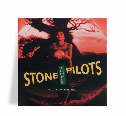 Azulejo Decorativo Stone Temple Pilots Core 15x15
