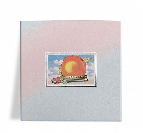 Azulejo Decorativo The Allman Brothers Eat a Peach 15x15