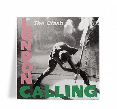 Azulejo Decorativo The Clash London Calling 15x15