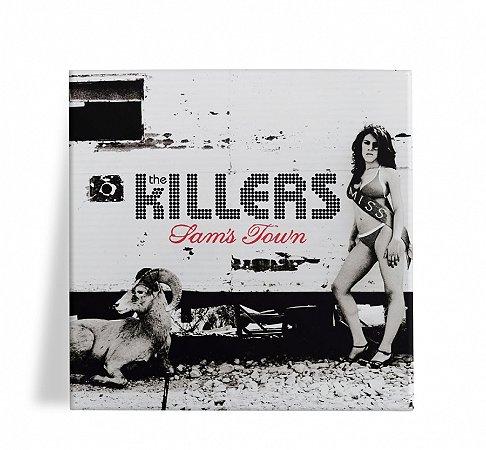 Azulejo Decorativo The Killers Sams Town 15x15