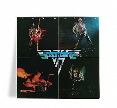 Azulejo Decorativo Van Halen 1978 15x15