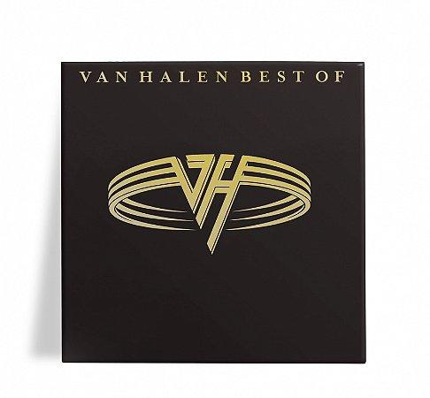 Azulejo Decorativo Van Halen Best of Volume I 15x15