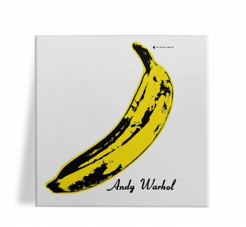 Azulejo Decorativo The Velvet Underground 15x15
