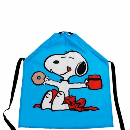Avental Snoopy Sob Controle 75X60CM