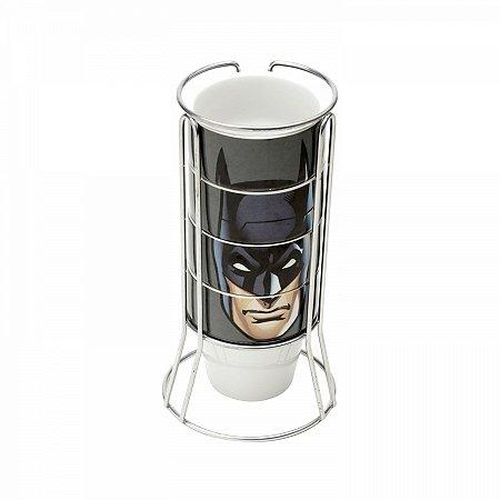 Torre de canecas Batman DC 225ML