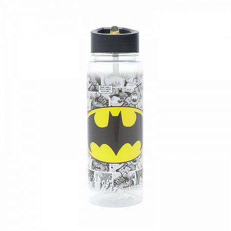 Garrafa Plástica Batman DC Quadrinhos 600ML