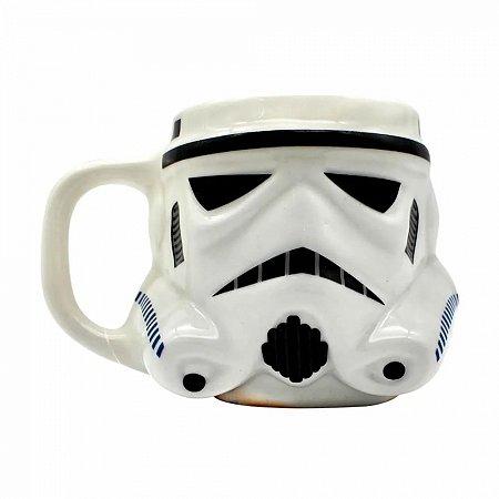 Caneca formato 3D Stormtrooper 500ml