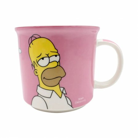 Caneca Simpsons Donuts Homer 350ml