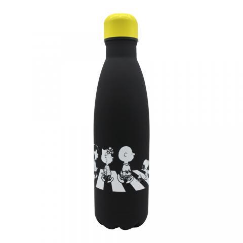 Garrafa De Alumínio Snoopy Turma 500 ml